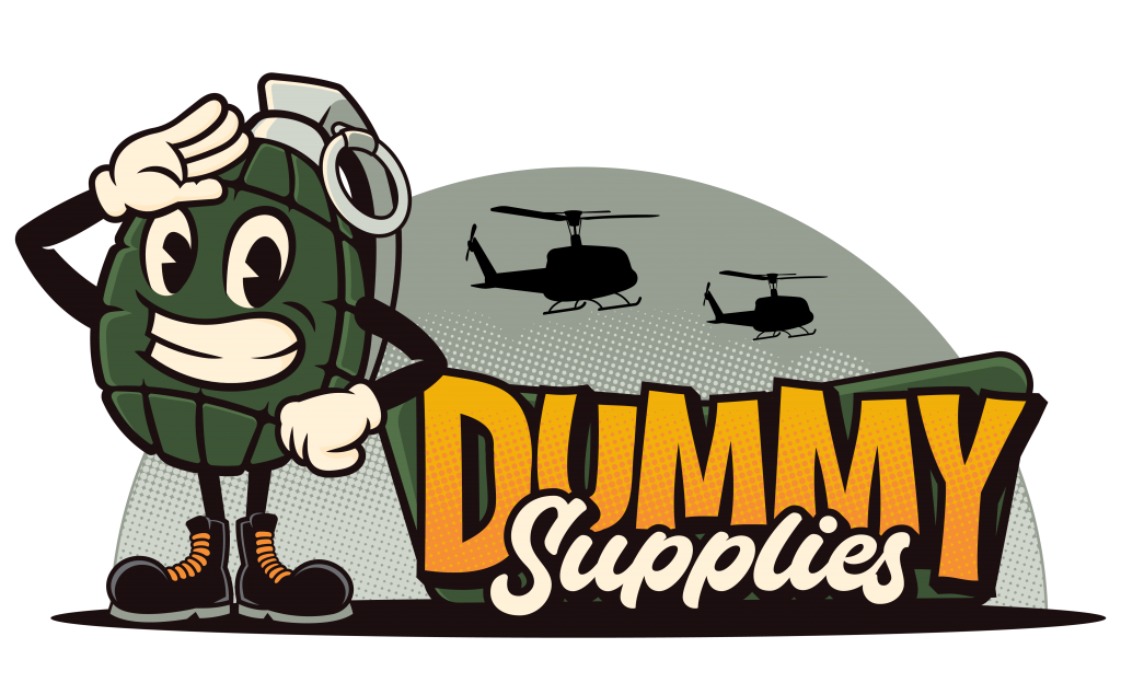 DUMMY SUPPLIES LOGO VERSION FULL